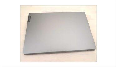 【レビュー】IdeaPad S540 (14, AMD)を使ってみた率直な感想